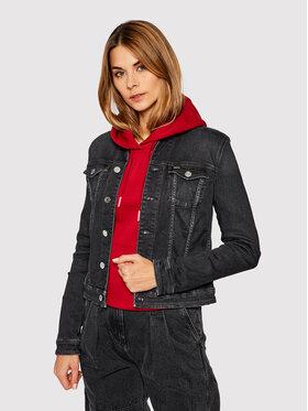 Tommy Jeans Tommy Jeans Kurtka jeansowa Vivianne DW0DW09152 Szary Regular Fit