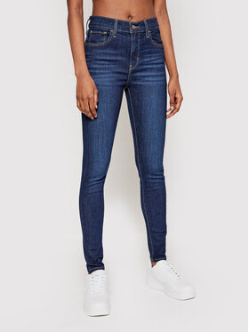 Levi's® Levi's® Jeansy 720™ 52797-0024 Tmavomodrá Super Skinny Fit