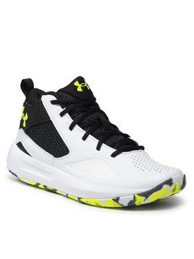 Under Armour Under Armour Chaussures Ua Lockdown 5 3023949102-102 Blanc