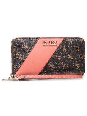 Guess Guess Veľká dámska peňaženka Camy (SG) Slg SWSG77 41460 Hnedá