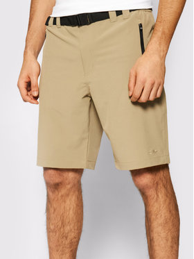 CMP CMP Bavlnené šortky 3T51847 Béžová Regular Fit