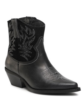 Carinii Carinii Členková obuv B5900 Čierna