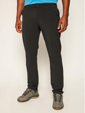 Jack Wolfskin Jack Wolfskin Spodnie outdoor JWP 1505641 Czarny Regular Fit