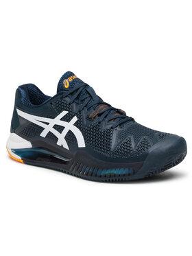 Asics Asics Chaussures Gel-Resolution 8 1041A076 Bleu marine