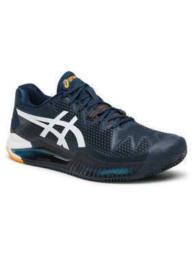 Asics Asics Schuhe Gel-Resolution 8 1041A076 Dunkelblau