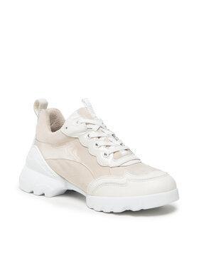 Carinii Carinii Sneakersy B7411 Beżowy