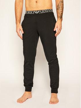 Emporio Armani Underwear Emporio Armani Underwear Pantaloni pijama 111690 0A720 00020 Negru