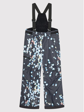 Reima Reima Pantaloni da sci Terrie 532186B Nero Regular Fit