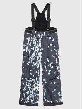Reima Reima Pantaloni de schi Terrie 532186B Negru Regular Fit