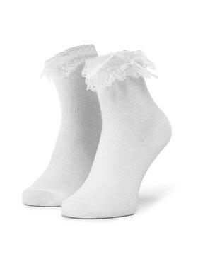 Mayoral Mayoral Vysoké detské ponožky 9246 Biela