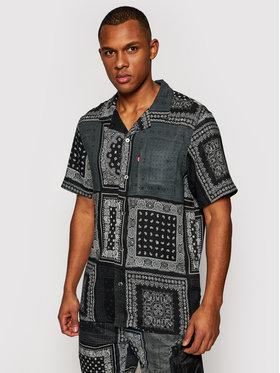 Levi's® Levi's® Koszula Cubano 72625-0039 Czarny Relaxed Fit