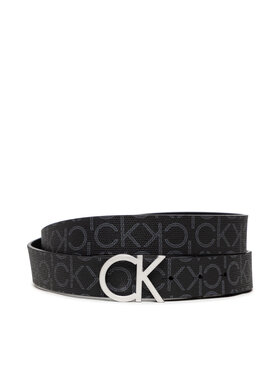 Calvin Klein Calvin Klein Curea de Damă Ck Mono Belt 3Cm K60K606446 Negru