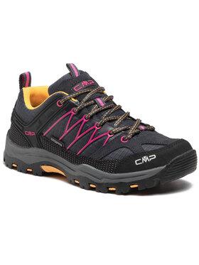 CMP CMP Trekingová obuv Kids Rigel Mid Trekking Shoe Wp 3Q54554J Šedá