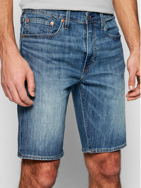 Levi's® Levi's® Džínsové šortky 39864-0016 Tmavomodrá Regular Fit