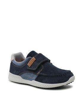 Geox Geox Sneakersy J Snake.2 B. A J02ABA 02210 C0700 S Granatowy