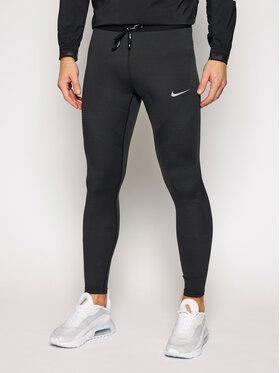 Nike Nike Legíny TechKnit Cool CJ5367 Černá Tight Fit