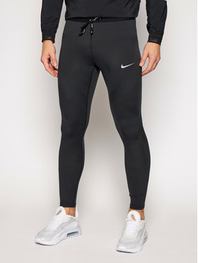 NIKE NIKE Legíny TechKnit Cool CJ5367 Čierna Tight Fit