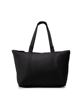 Lacoste Lacoste Torebka L Shopping Bag NF3618YA Czarny