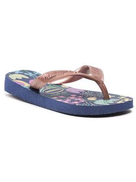 Havaianas Havaianas Flip flop Kids Flores Fc 40000527182 Auriu