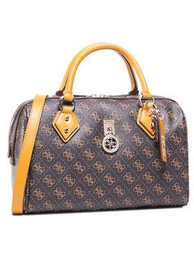 Guess Guess Дамска чанта Jensen (Sg) HWSG78 76350 Кафяв