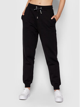 Guess Guess Pantalon jogging Alene O1GA04 K68M1 Noir Regular Fit