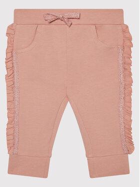Coccodrillo Coccodrillo Teplákové nohavice ZC1120101SUS Ružová Regular Fit