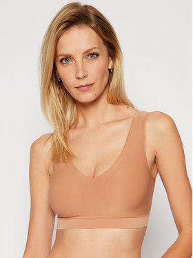 Chantelle Chantelle Soutien-gorge top Soft Stretch C16A10 Beige