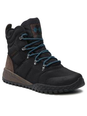 Columbia Columbia Turistiniai batai Fairbanks Omni-Heat BM2806 Juoda