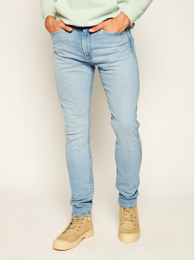 Levi's® Levi's® Skinny Fit džíny 510™ Amalfi Fresh Mint Adv 05510-1086 Modrá Skinny Fit
