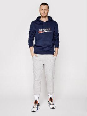 Sprandi Sprandi Sweatshirt SS21-BLM001 Dunkelblau Regular Fit