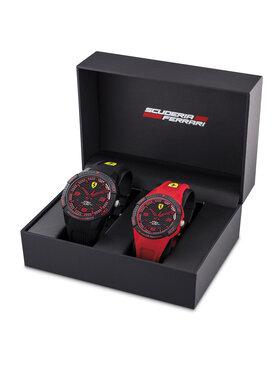 Scuderia Ferrari Scuderia Ferrari Zegarek Apex 0870044 Czarny