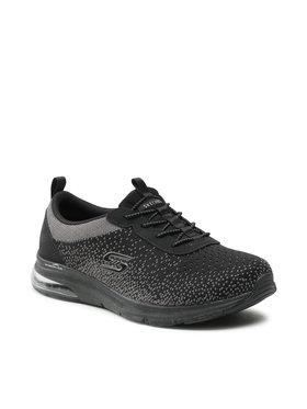 Skechers Skechers Παπούτσια Skech-Air Edge 104026/BKCC Μαύρο