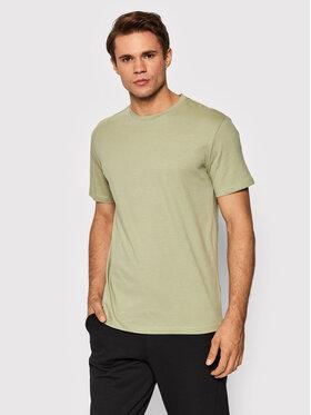 Outhorn Outhorn T-shirt TSM613 Verde Regular Fit