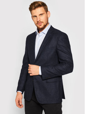 Carl Gross Carl Gross Сако Cg Theo Sv 124752 Тъмносин Regular Fit
