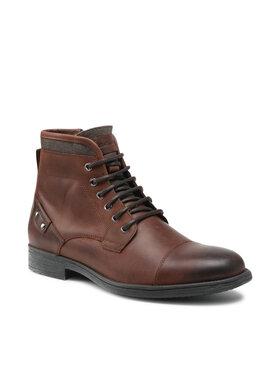 Geox Geox Μπότες U Jaylon C U16Y7C 000CL C6024 Καφέ