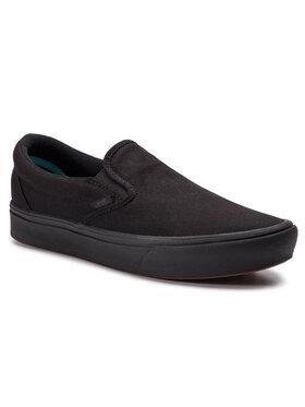 Vans Vans Πάνινα παπούτσια Comfycush Slip-On VN0A3WMDVND1 Μαύρο