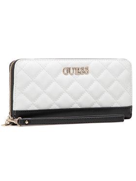 Guess Guess Nagy női pénztárca Illy (VG) Slg SWVG79 70460 Fehér