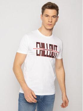 Trussardi Trussardi T-Shirt 52T00325 Weiß Regular Fit