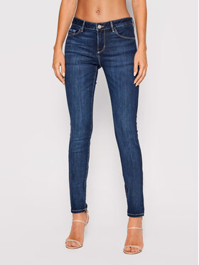 Guess Guess Jeans Annette W1BA99 D4H52 Blu scuro Skinny Fit