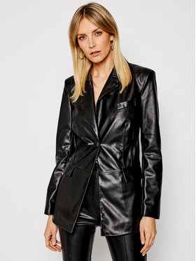 Trussardi Trussardi Blazer 56H00100 Noir Slim Fit
