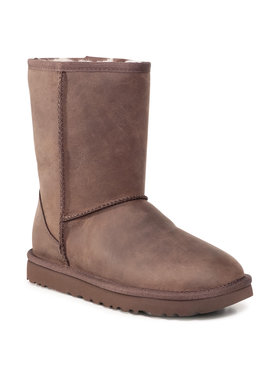 Ugg Ugg Buty Classic Short Leather 1016559 Brązowy
