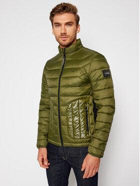Calvin Klein Calvin Klein Kurtka puchowa K10K105964 Zielony Regular Fit