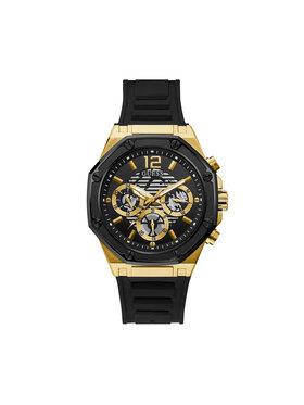 Guess Guess Ρολόι Momentum GW0263G1 Μαύρο