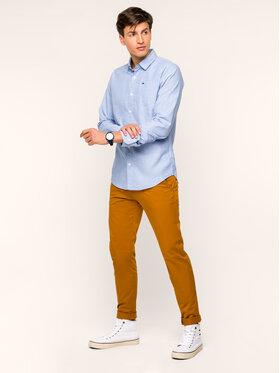 Tommy Jeans Tommy Jeans Cămașă DM0DM04406 Albastru Regular Fit