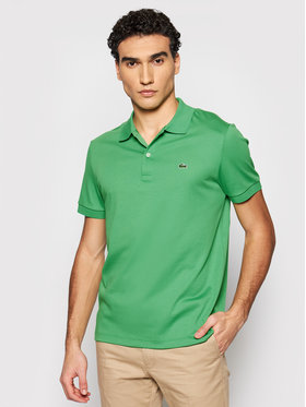 Lacoste Lacoste Polo DH2050 Zelena Regular Fit