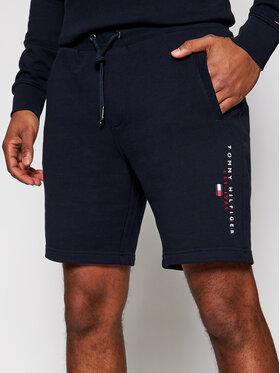 Tommy Hilfiger Tommy Hilfiger Sport rövidnadrág Essential MW0MW17401 Sötétkék Regular Fit