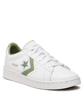 Converse Converse Снікерcи Pro Leather Ox 167854C Білий