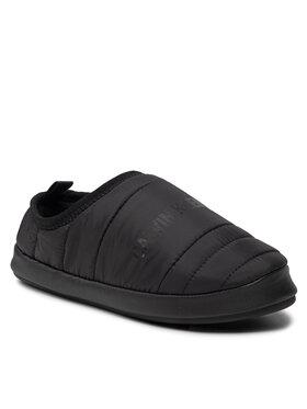 Calvin Klein Jeans Calvin Klein Jeans Bačkory Home Shoe Slipper YM0YM00303 Černá