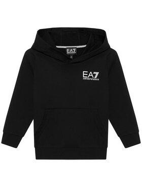 EA7 Emporio Armani EA7 Emporio Armani Sweatshirt 3KBM52 BJ05Z 1200 Schwarz Regular Fir
