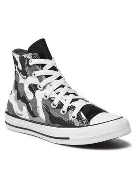 Converse Converse Sneakers Ctas Hi 171453C Γκρι